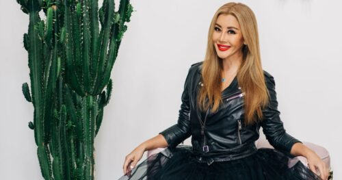 How a passion for makeup turned this founder into one of America's wealthiest self-made women