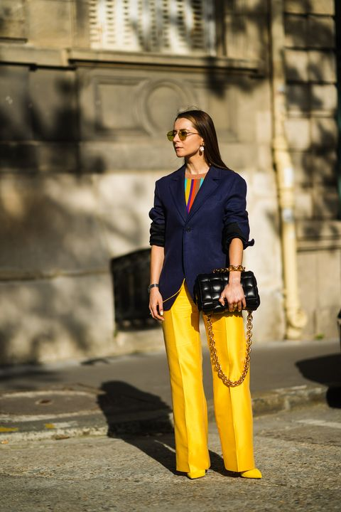 street style  paris fashion week  haute couture fall winter 2021 2022  day four  julia comil