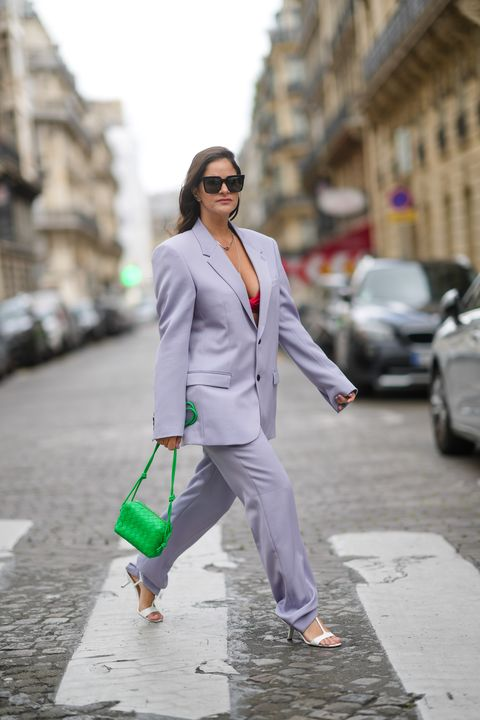 street style  paris fashion week haute couture fall winter 2021 2022  day three