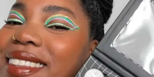 Wet Liner Makeup Tips - Motherly