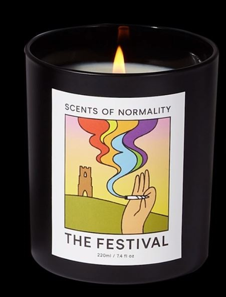 scents of normality