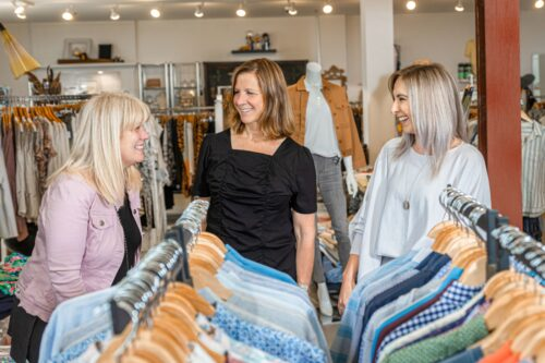 LSL Brand's Karen Thompson Gives New Meaning to Retail Therapy
