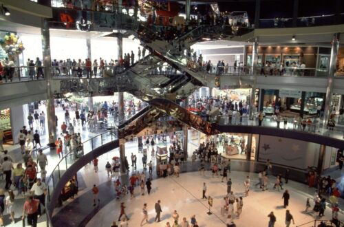 Mall Crisis Continues As Trade Association Drops 'Shopping Centers' From Its Name