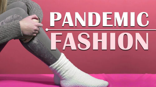 The fashion industry's pandemic pivot