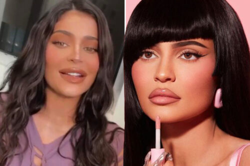 Kylie Jenner RIPPED by fans for using Instagram filter while promoting new makeup line