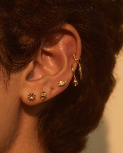 Piercing Parlor Rush Heats Up the Jewelry Industry