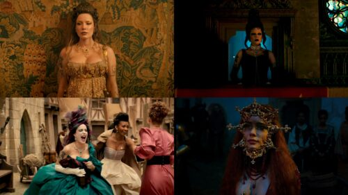 Law Roach Used Fashion History to Bring Halsey's Visual Album to Life