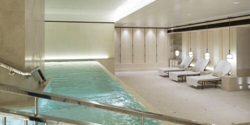 Best spa hotels in London for relaxation in the city in 2021