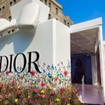 Dior Hosts Pop Up In New York's Meatpacking District For The Launch Of The New Miss Dior Eau De Parfum