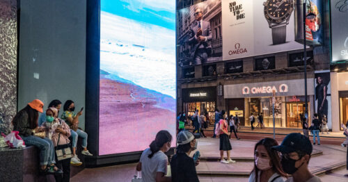 Hong Kong's Global Watch Dominance Comes to an End