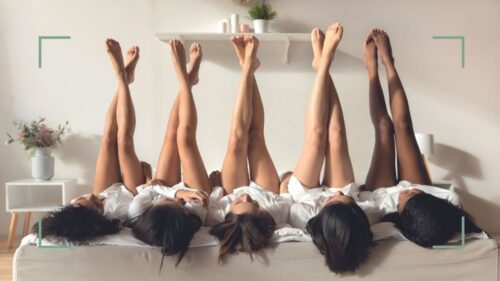 The ultimate pampering routine for spa at home vibes